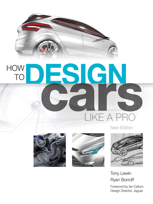 How to Design Cars Like a Pro (eBook)